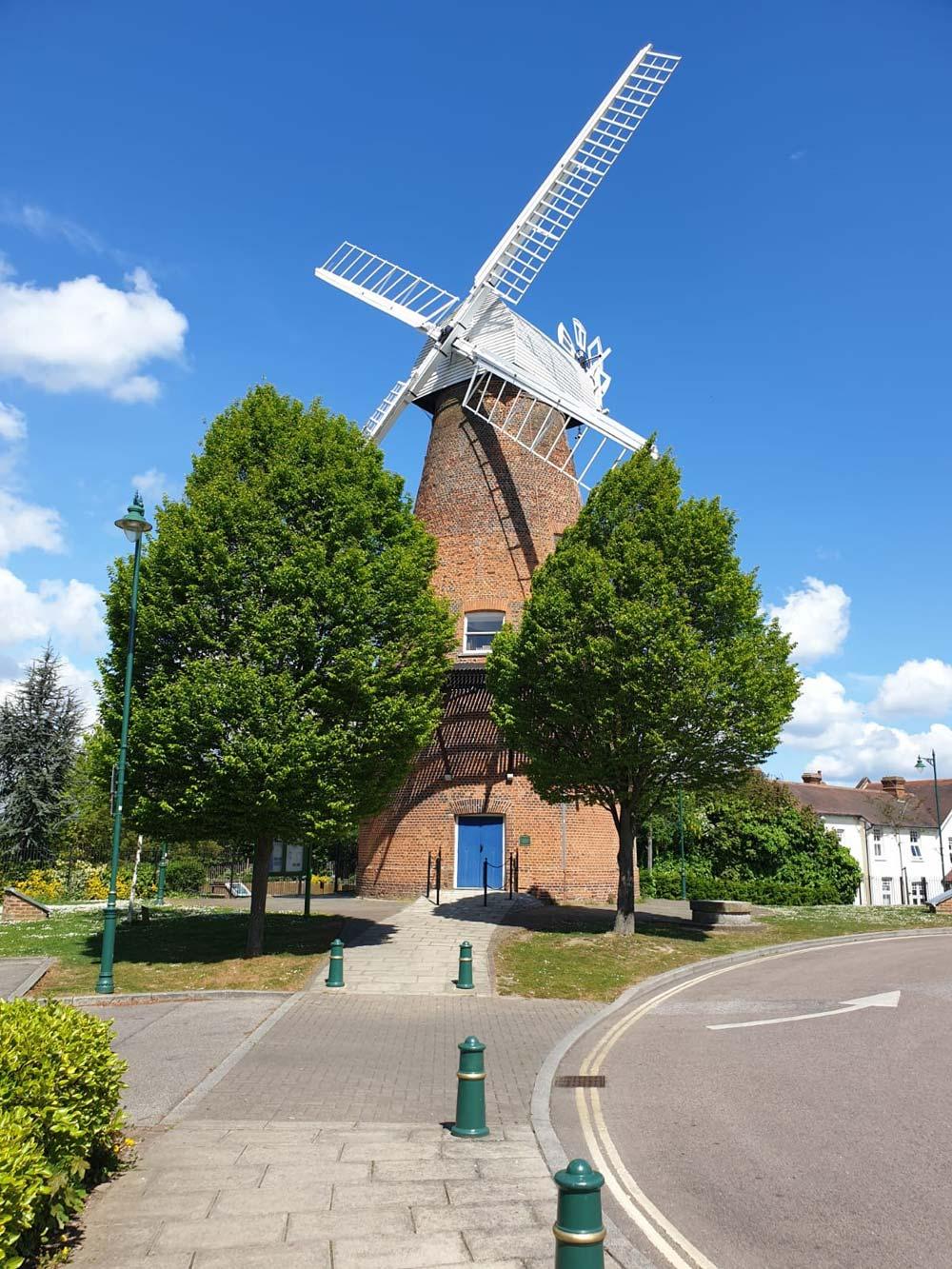 Rayleigh Windmill   Essex Venue