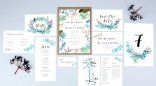 Hollyhock Lane - Stationery - East Sussex