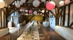 Old Luxters Barn - Venues - Berkshire