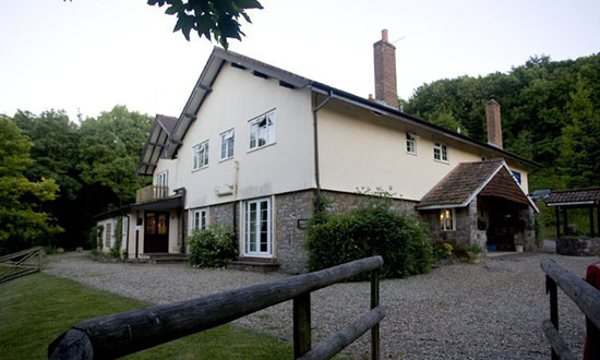 Lyncombe Lodge