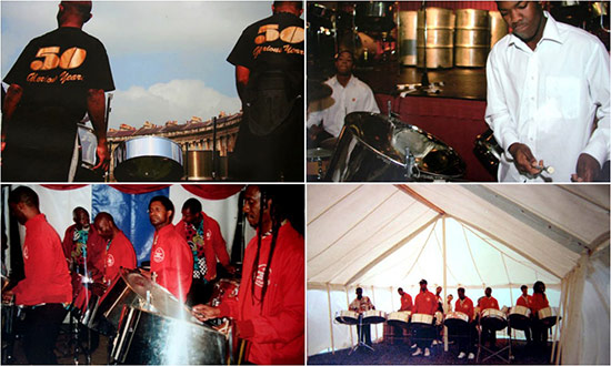 Rainbow Steel Band
