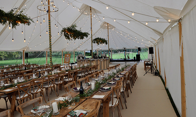 Wedding Hire Somerset For Venue Decorations