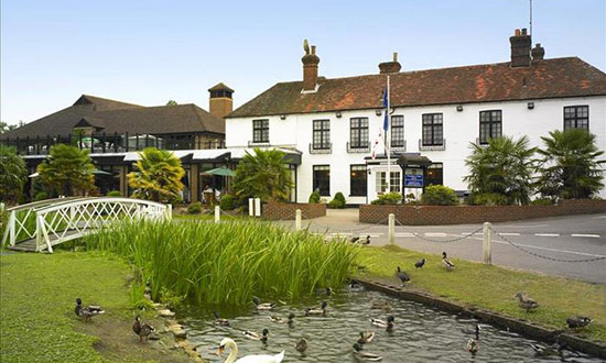 Frensham Pond Hotel