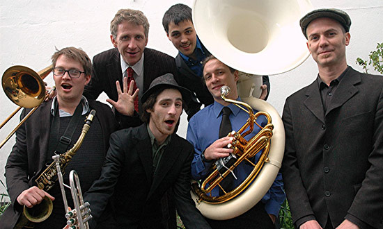 All Stars Trad Jazz Band