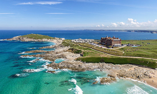 The Headland Hotel Newquay