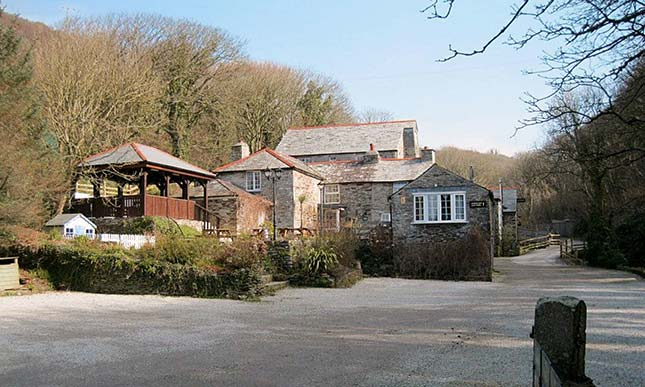 The Mill House Inn