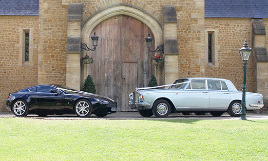 Hamdon Wedding Cars