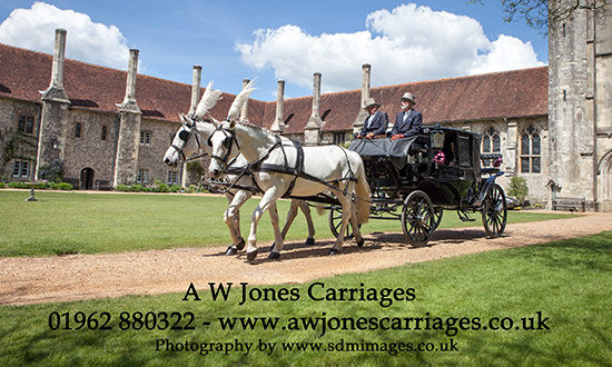 AW Jones Carriages