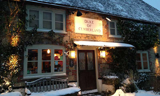 The Duke of Cumberland Arms