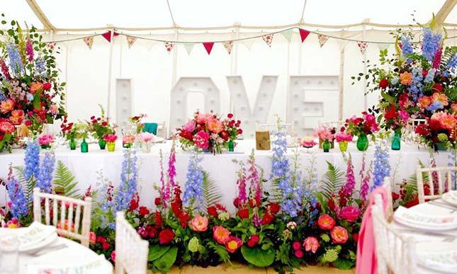Wedding Decorations In Devon