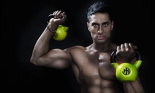 Personal Trainer and Fitness Expert Mun Dhariwal