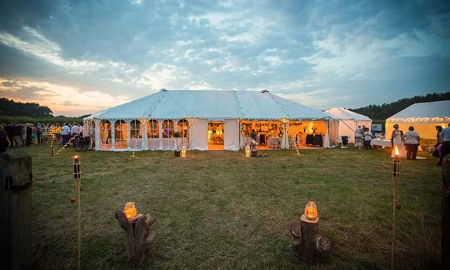 Wedding marquee hire in kent kent marquees junglespirit Gallery