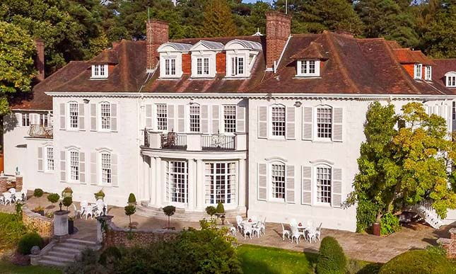 All-Inclusive Country House Wedding Venues In Surrey