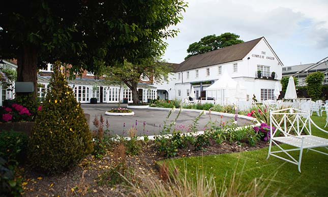 Macdonald Compleat Angler Hotel