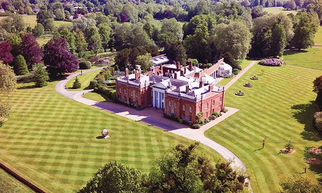 All Inclusive Country House Wedding Venues Hampshire