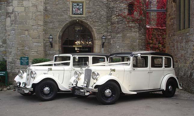 Wedding Cars Gloucestershire