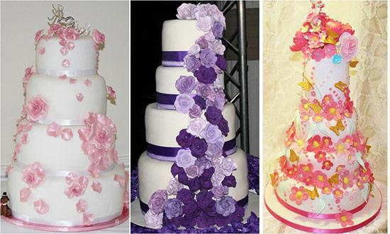 Wedding Cakes In Buckinghamshire
