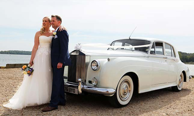 West Sussex Classic Wedding Cars