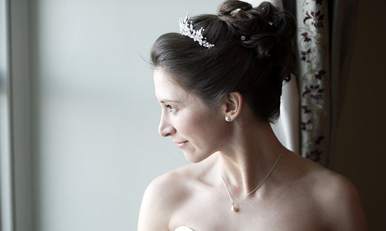 Simply Beautiful Wedding Hair