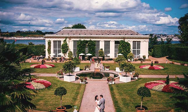 The Orangery Mount Edgcumbe