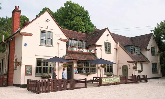 The Poacher Inn