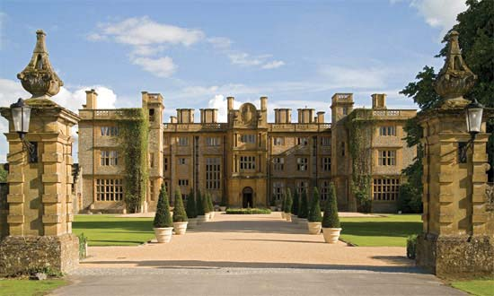 wedding reception venues in oxfordshire