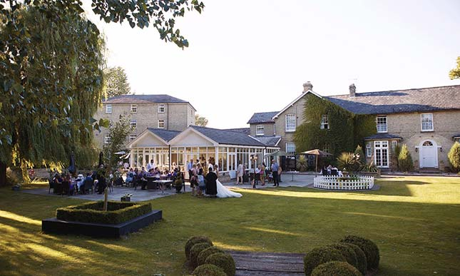 Quy Mill Hotel and Spa