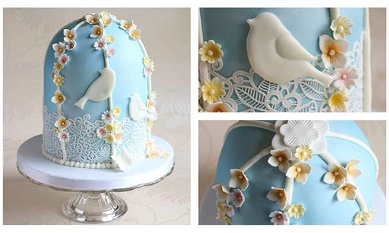 Blooming Lovely Cakes