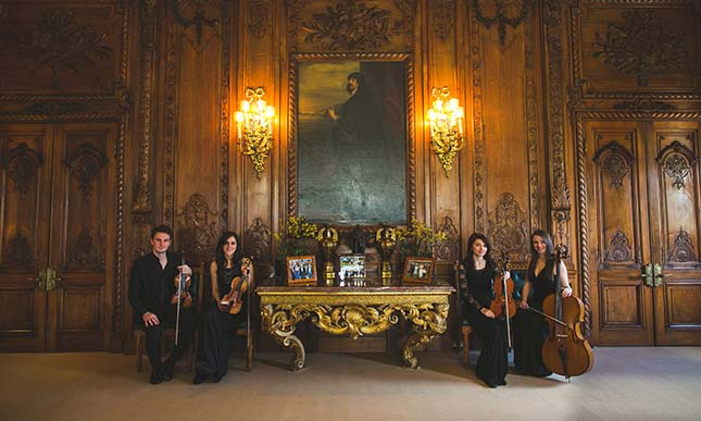 Leos String Quartet