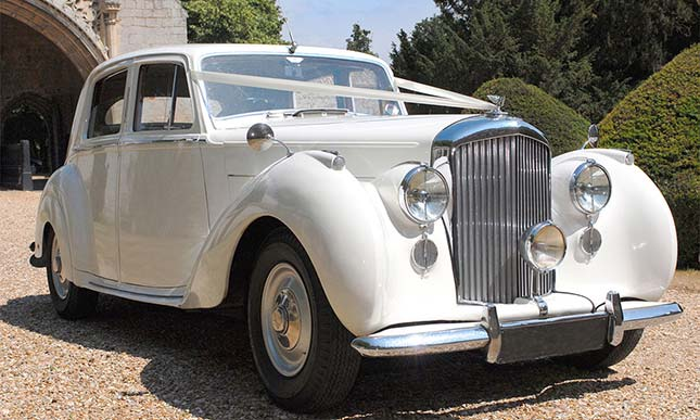 Prestige and Classic Wedding Cars