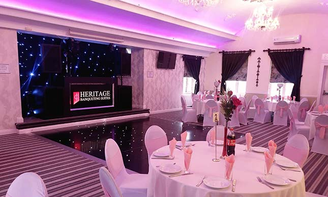 Wedding Reception Venues In The West Midlands