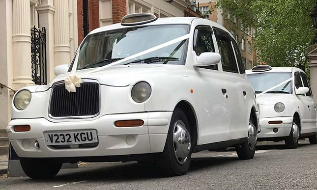 CC Wedding Taxis