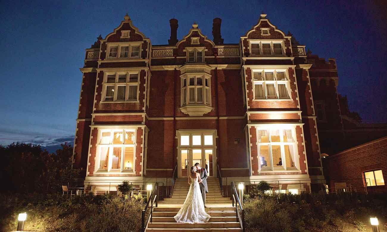 wivenhoe house weddings essex wedding venues