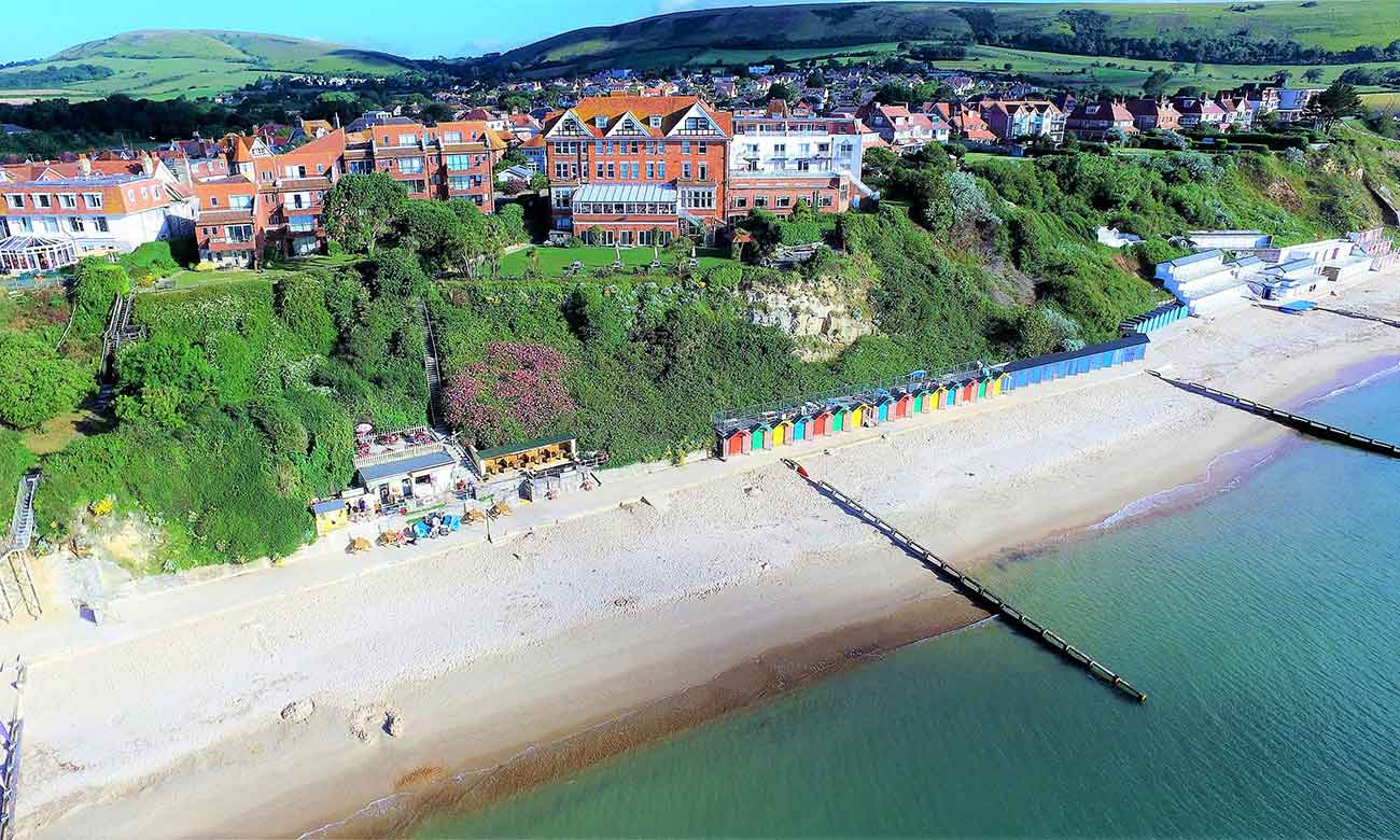 The Grand Hotel Swanage