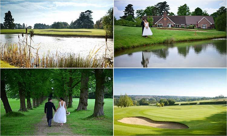 Aldwickbury Park Golf Club - wedding venue in Hertfordshire