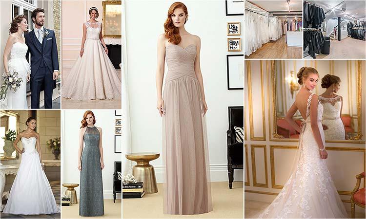 Olivers Bridal And Formalwear Wedding Shop In Hertfordshire