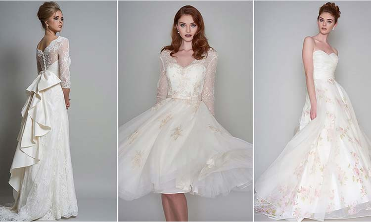 Vintage Style Bridal Boutique In
