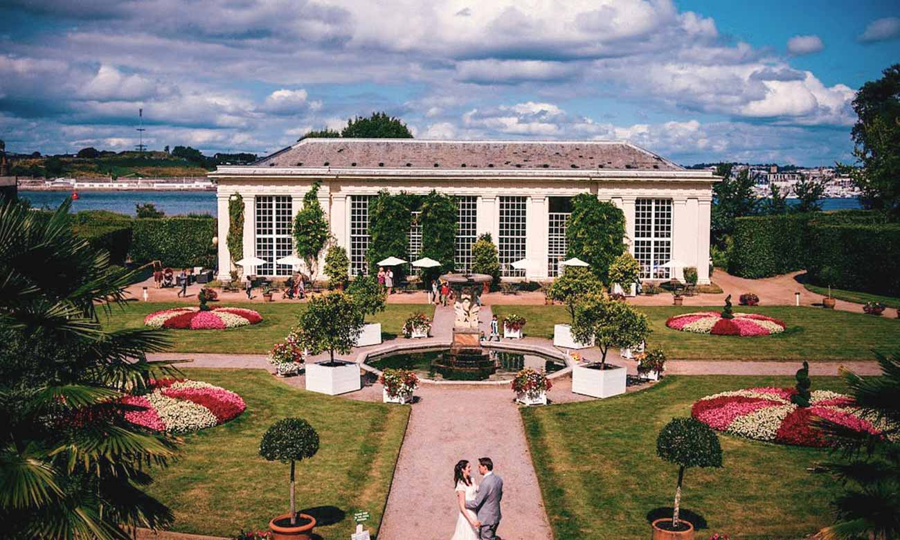 The Orangery Mount Edgecumbe