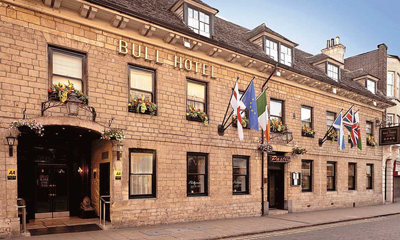The Bull Hotel Peterborough