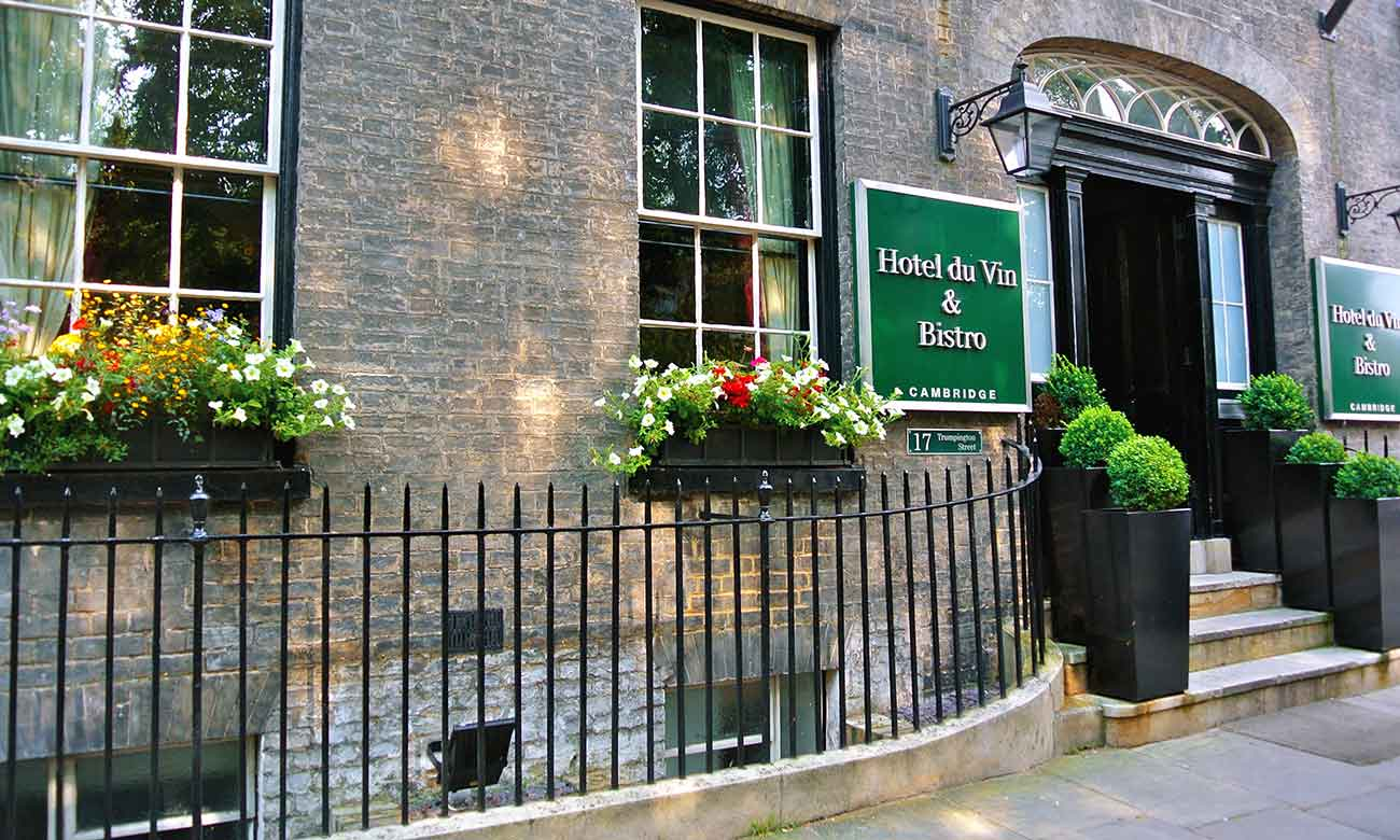 Hotel Du Vin Cambridge
