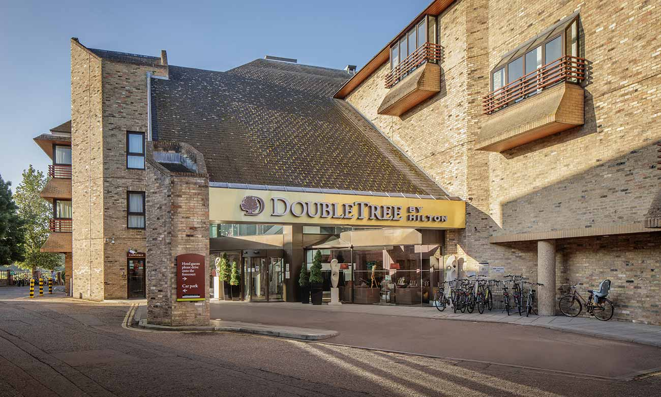 DoubleTree by Hilton Hotel Cambridge City Centre