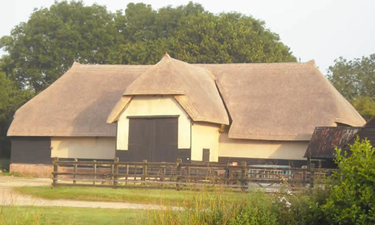 Great Priory Barn