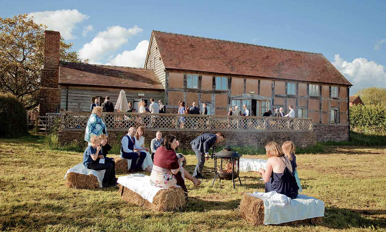 Wedding Venue Herefordshire