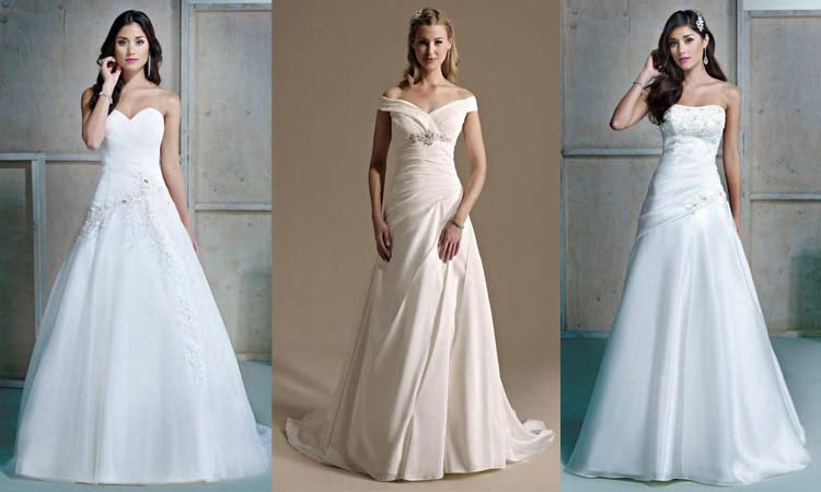Wedding dresses in Falmouth