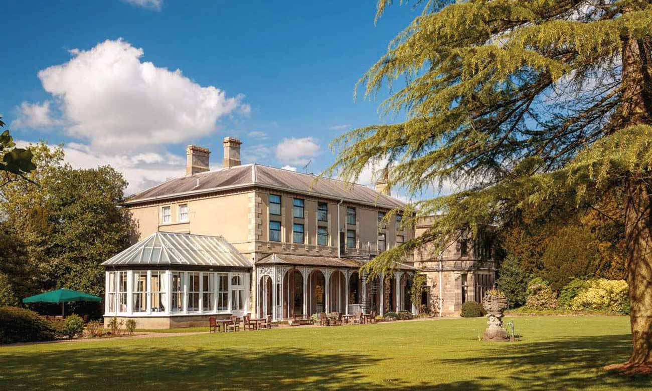 Mercure Burton Upon Trent Newton Park Weddings Wedding Venue