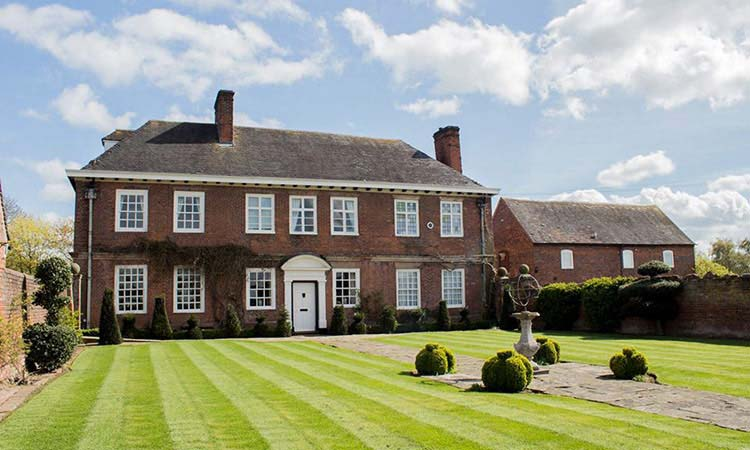 Blakelands Country House Wedding Venue Staffordshire