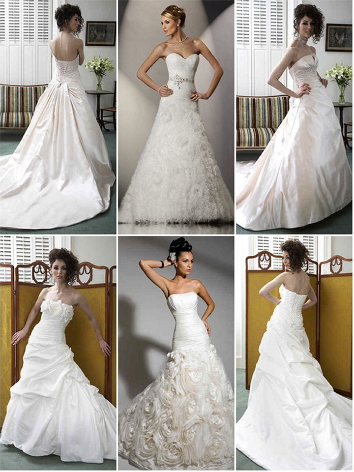 Serenas dresses for wedding