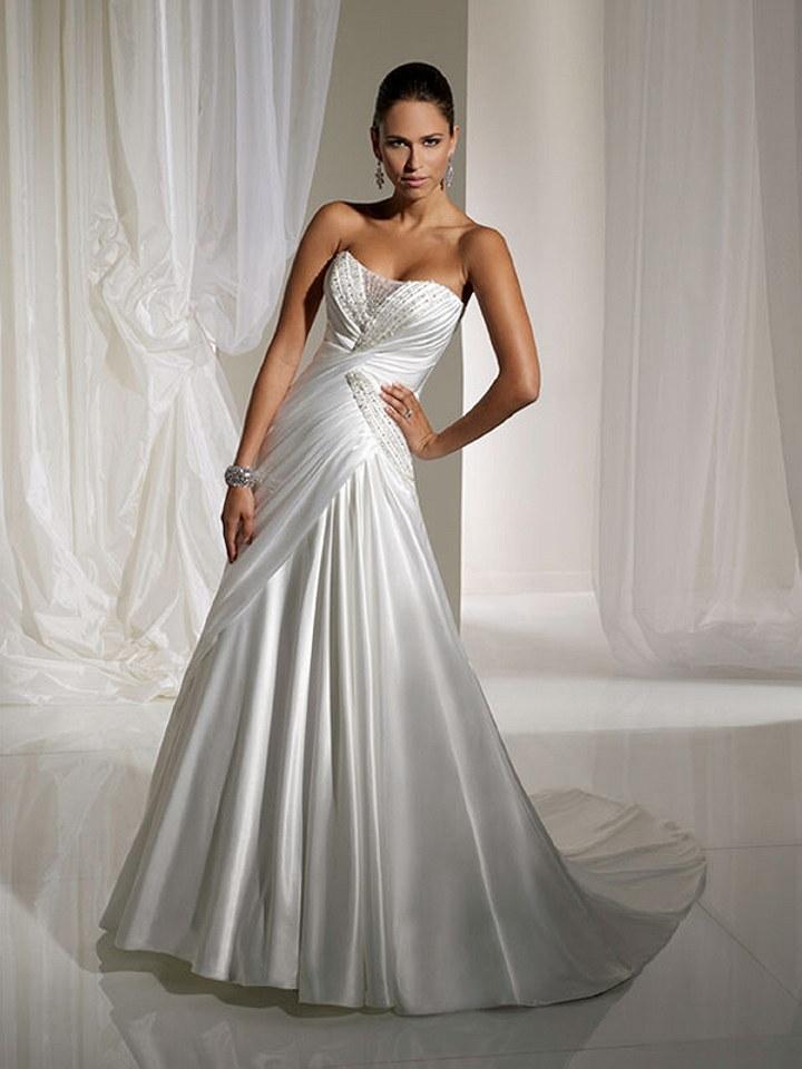 Featured Dress Designer : Sophia Tolli | The Wedding Secret Magazine