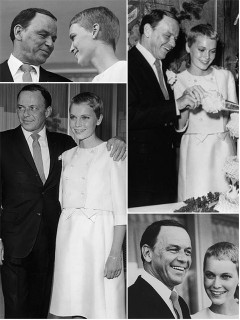 Iconic Wedding Dresses : Mia Farrow