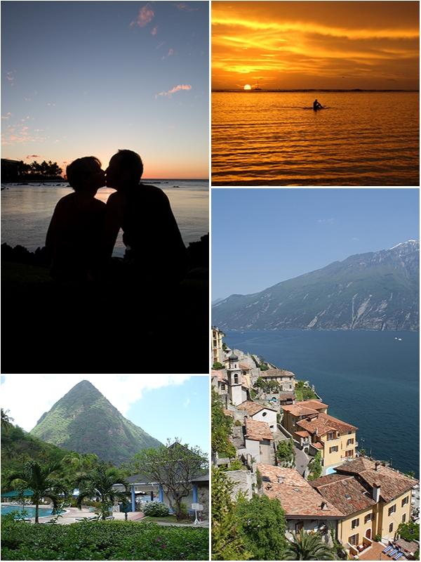 Top 5 Honeymoon Destinations | The Wedding Secret Magazine